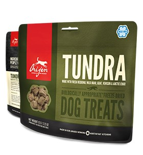 Orijen Orijen Dog Treat Tundra