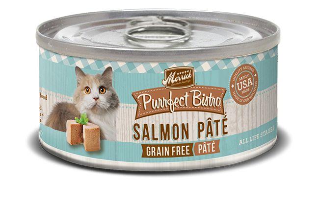 Merrick Merrick Purrfect Bistro Salmon Pate