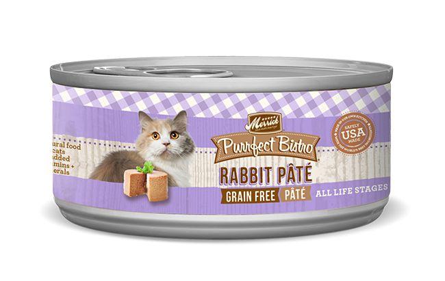 Merrick Merrick Purrfect Bistro Rabbit Pate