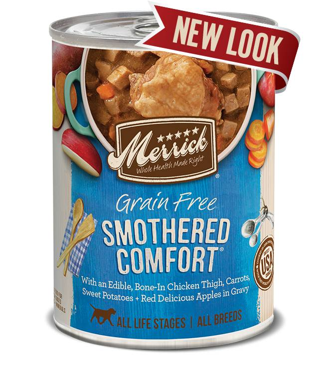 Merrick Merrick Dog Smothered Comfort 12.7oz