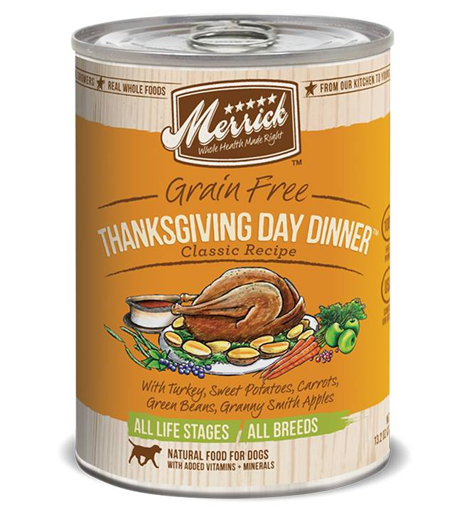 Merrick Merrick Dog Thanksgiving Day 13oz