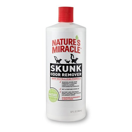 Nature's Miracle Natures Miracle Skunk Remover 32oz