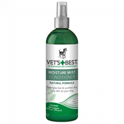 Vet's Best Vet's Best Moisture Mist Conditioner 16oz