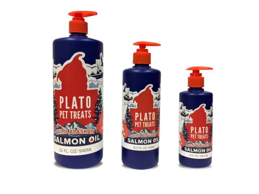 Plato Plato Wild Salmon Oil
