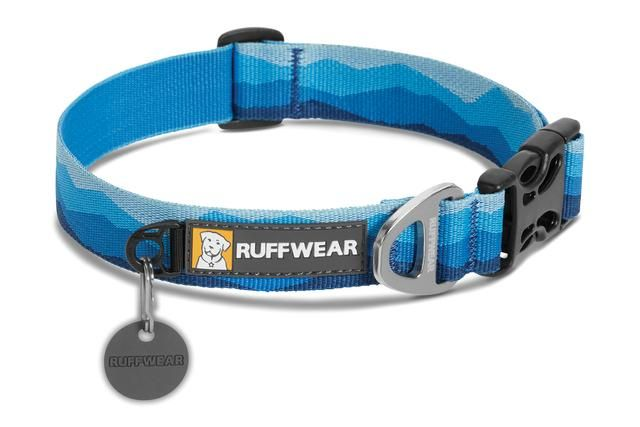 Ruffwear Ruffwear Hoopie Collar Blue Mountain