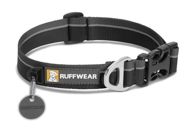 Ruffwear Ruffwear Hoopie Collar Black