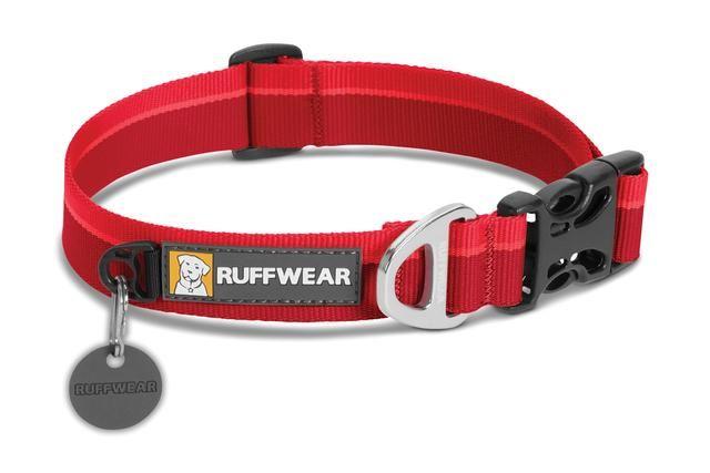 Ruffwear Ruffwear Hoopie Collar Red