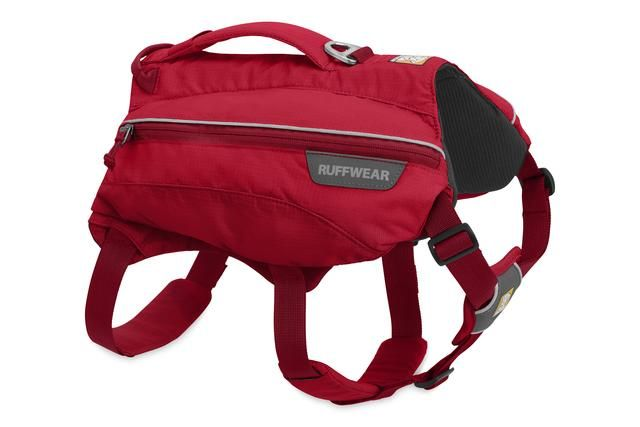Ruffwear Backpack Ruffwear Singletrak Orange Sm