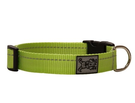 RC Pet RC Pets Clip Collar Solid Color Large