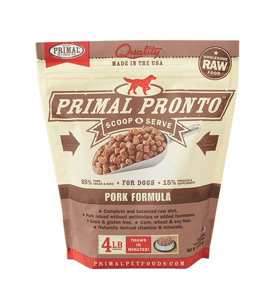 Primal Primal Cat Raw Pork