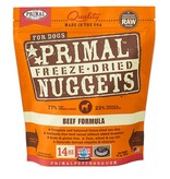 Primal Primal Dog Freeze Dried Beef Nuggets