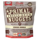 Primal Primal Dog Freeze Dried Venison Nuggets