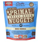 Primal Primal Dog Freeze Dried Duck Nuggets