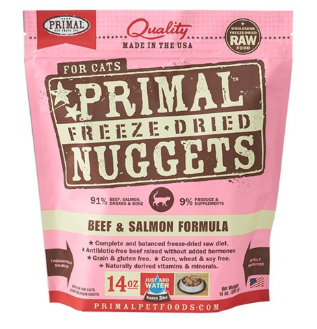 Primal Primal Cat Freeze Dried Nuggets 5.50z
