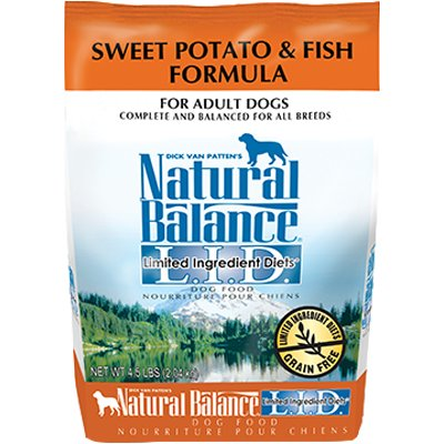 Natural Balance Natural Balance Fish & Sweet Potato