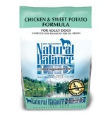Natural Balance Natural Balance Chicken & Sweet Potato
