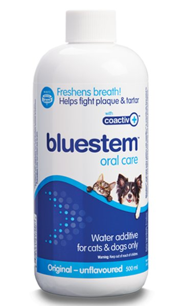 Bluestem Bluestem Oral Care K9/Cat Original 500mL