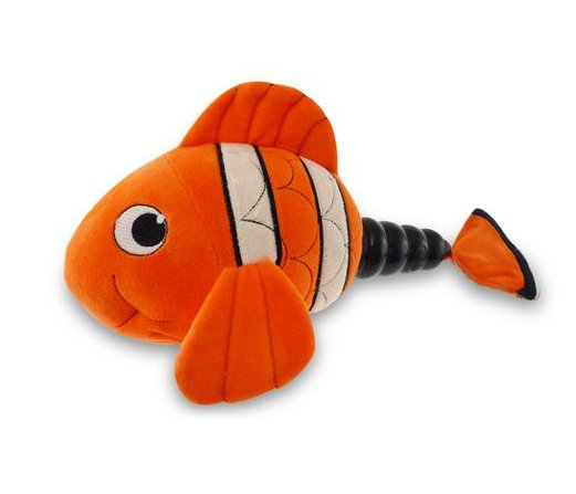 Hush Hush Plush Clownfish