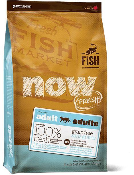 Petcurean Now Cat Fish Adult 4lb