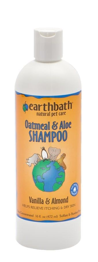 Earthbath Earthbath Shampoo 473mL