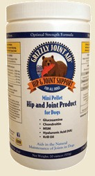 Grizzly Grizzly Joint Aid Pellets
