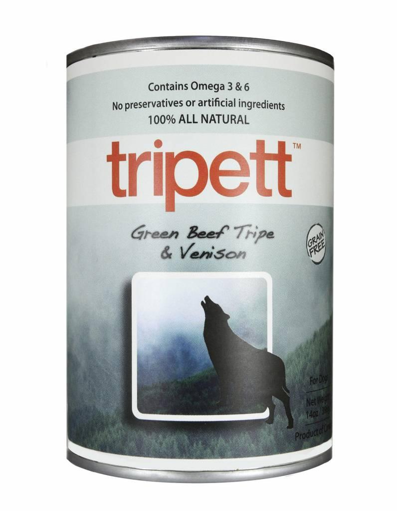 Tripett Tripett Beef & Venison Tripe 396g