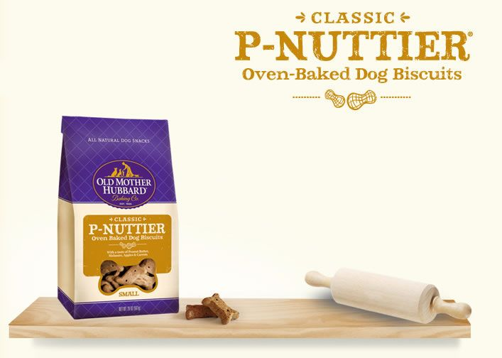 Old Mother Hubbard Old Mother Hubbard Peanut Biscuits