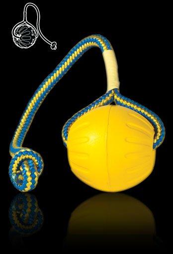 Starmark Starmark Dura Foam Ball on Rope