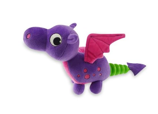 Hush Hush Plush Dragon