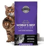 World's Best World's Best Scented Litter Purple