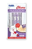 Inaba Inaba Churu Puree Chicken w/ Shrimp 4 pack