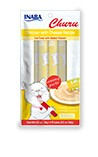 Inaba Inaba Churu Puree Chicken w/ Cheese 4 pack