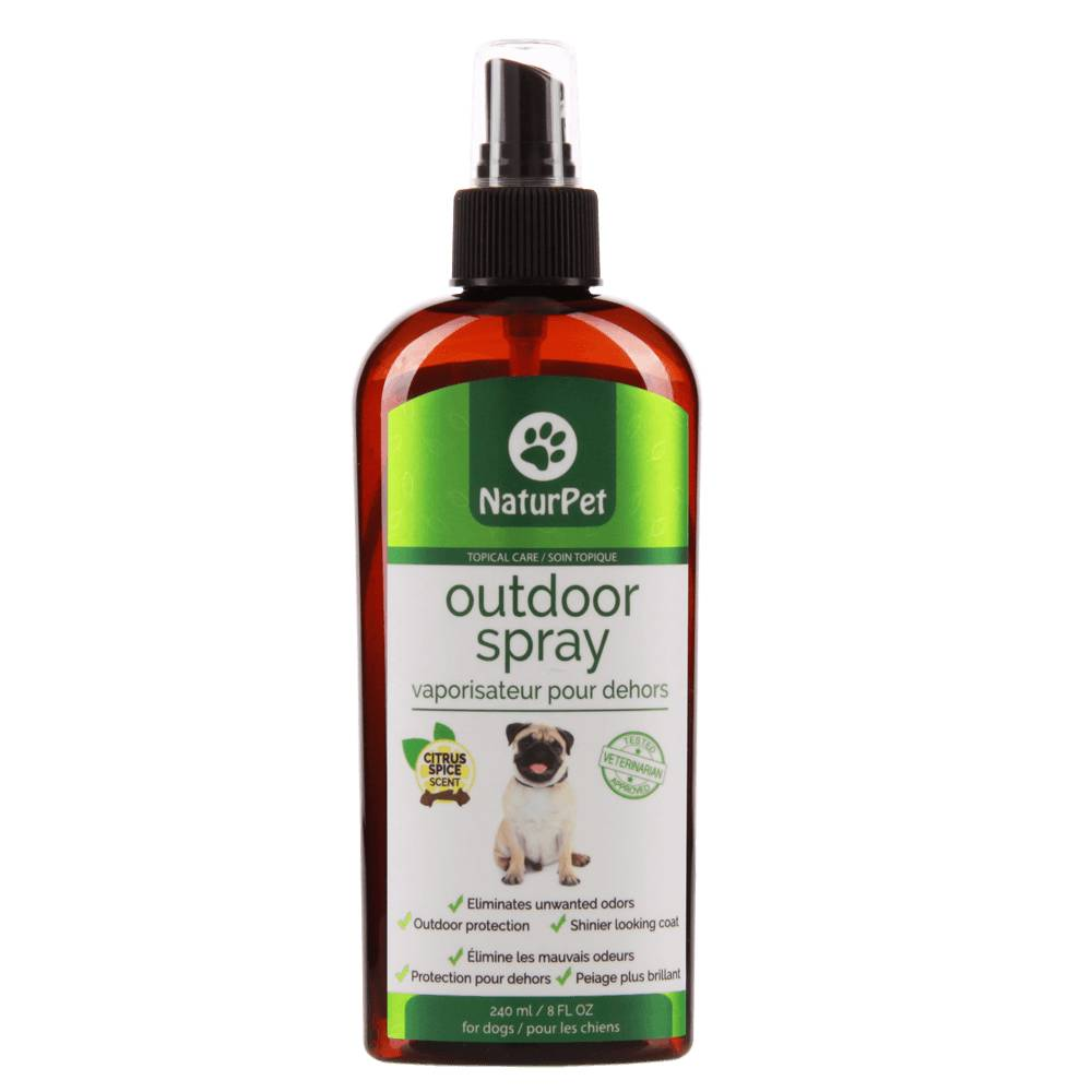 Naturpet Naturpet Outdoor Spray 240mL