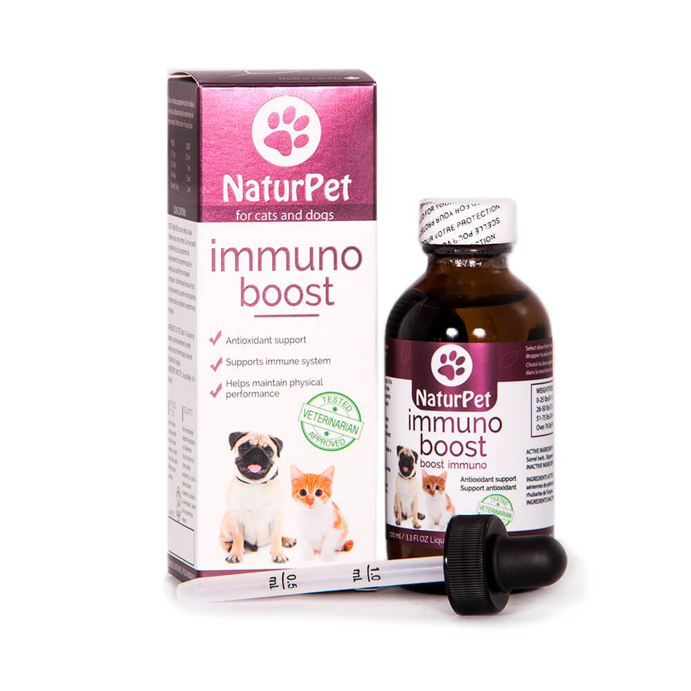 Naturpet NaturPet Immuno Boost 100mL