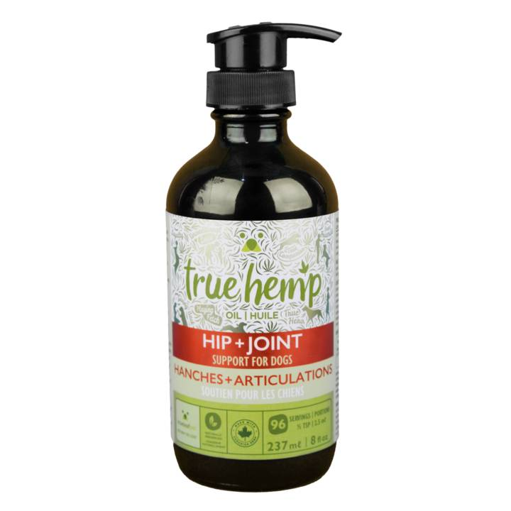 True Leaf True Hemp Hip & Joint Oil 237mL