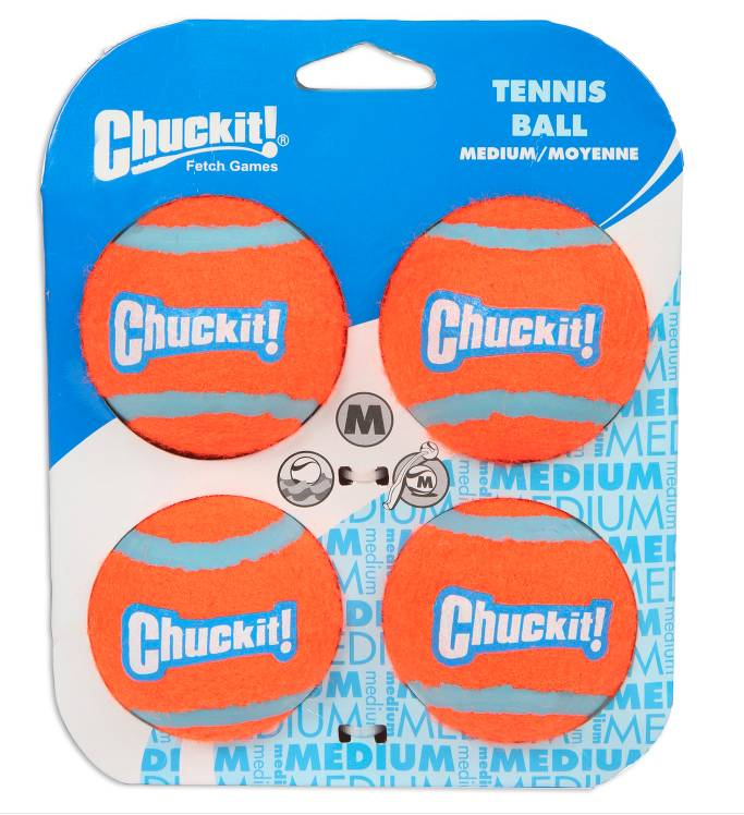 Chuck It! Chuck It Tennis Ball
