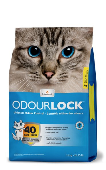 Intersand Intersand Odour Lock Unscented Clumping Litter