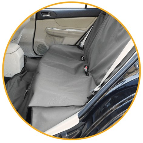 Ruffwear Seat Cover Ruffwear Dirt Bag