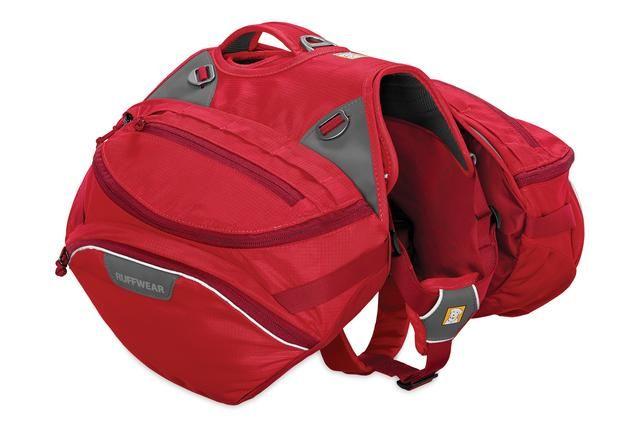 Ruffwear Ruffwear Pallisades Backpack Red