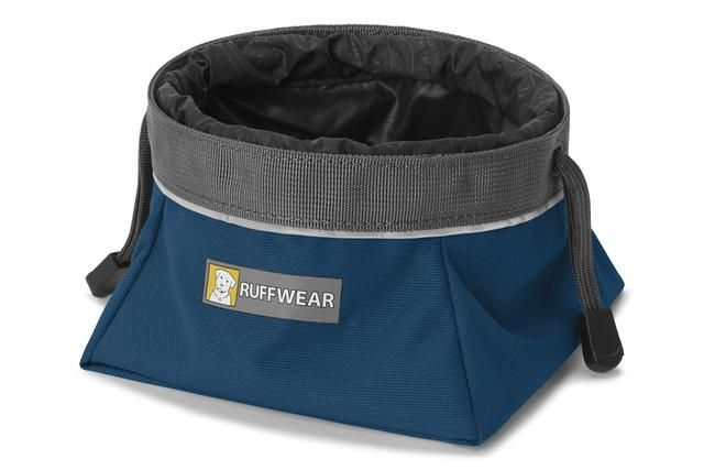 Ruffwear Ruffwear Quencher Cinch Top Dish Blue