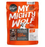 Waggers My Mighty Wolf Duck Dog Treat