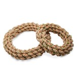 Define Planet Define Planet Hemp Braided Ring