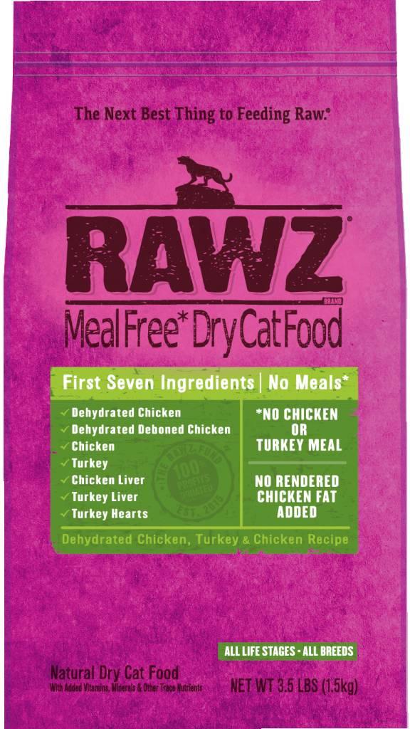 Rawz Rawz Cat Grain Free Chicken