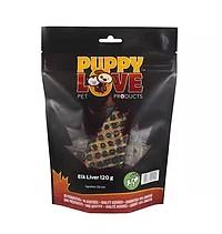 Puppy Love Puppy Love Elk Liver 120g