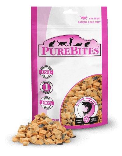Purebites Purebites Cat Salmon 26g