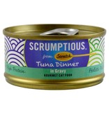 Scrumptious Scrumptious Tuna Red Meat 2.8oz