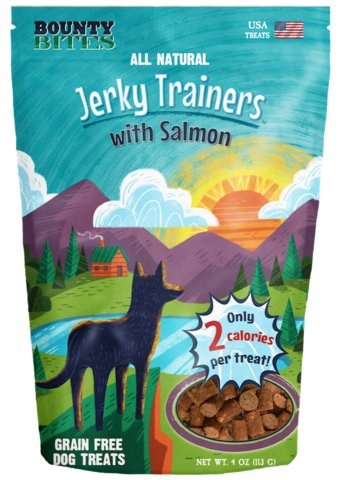 Wild Meadows Bounty Bites Jerky Trainers