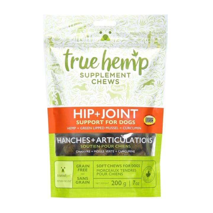 True Leaf True Hemp Hip & Joint Chew 200g