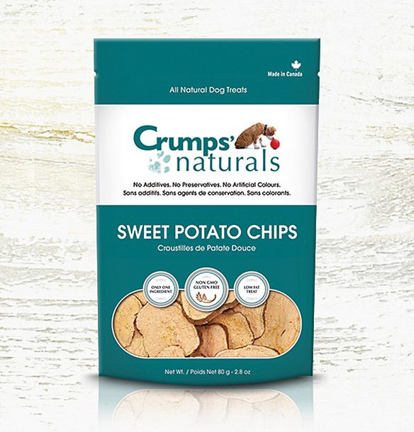 Crumps Crumps Sweet Potato Chips 2.8oz