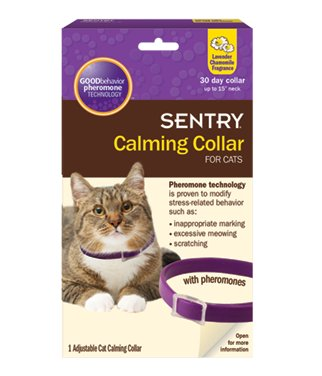 Sentry Sentry Calming Cat Collar